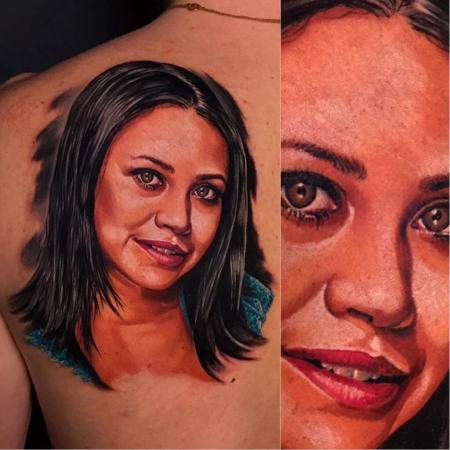 familie-Tattoo: Familie Teil 2