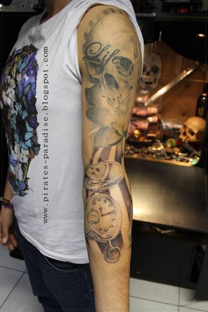 Memento Mori Tattoo