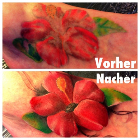 Narben Cover-Up