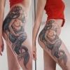 Meerjungfrau - endlich fertig!