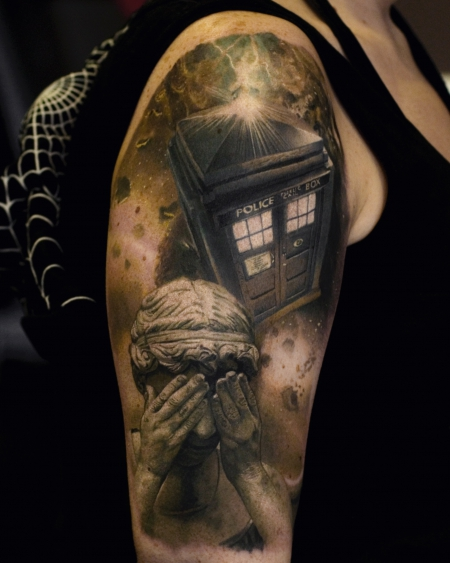 angel-Tattoo: Dr Who