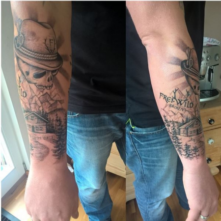 Browse Worlds Largest Tattoo Image Gallery Trueartists Com 15