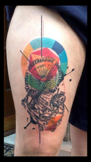 By Livetwo Guest Tattoo Artist