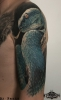 Snake Tattoo - Godfather's Tattoo Nürnberg - By NASKO