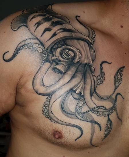 Octopus (Kalmar) - Max - Lunatics Lübeck