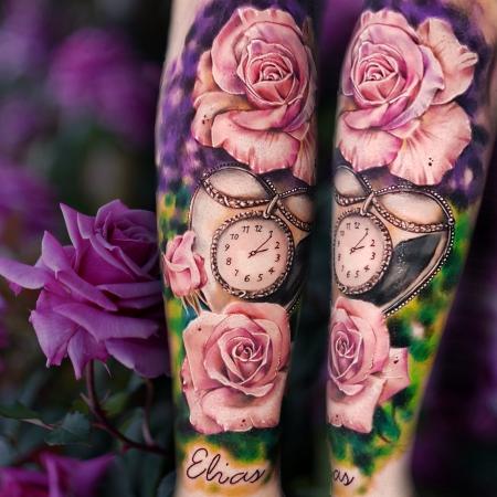 Ein Tattoo für den Sohnemann
