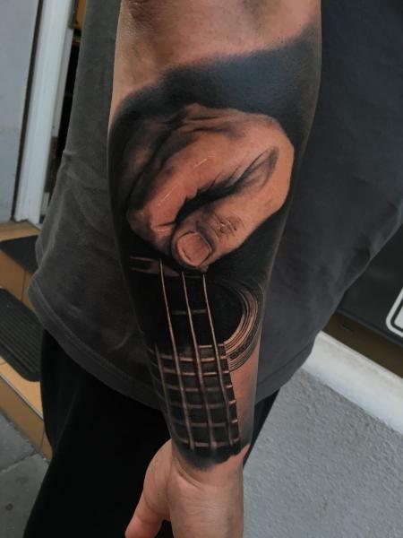 Kurts letzte Gitarre