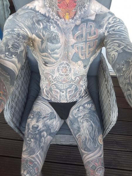 Nordic Bodysuit