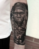 African sleeve