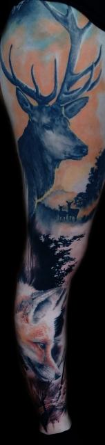 familie-Tattoo: Heimat ...