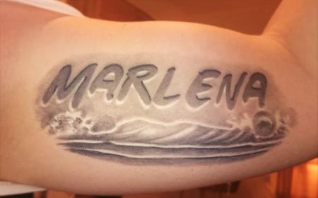 Marlena, meine Tochter!