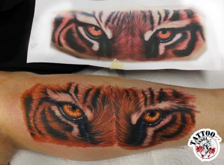 Realistic Tiger