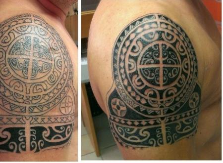 mein erstes tattoo (mit 49...)