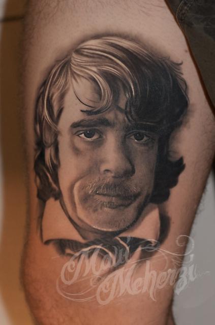 Helge Schneider Portrait :)