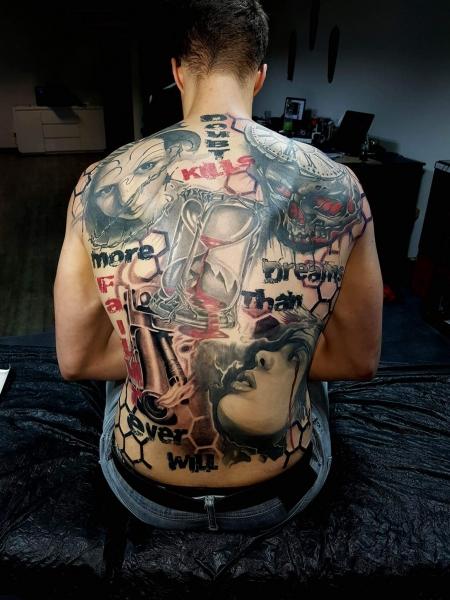 Projekt Rücken