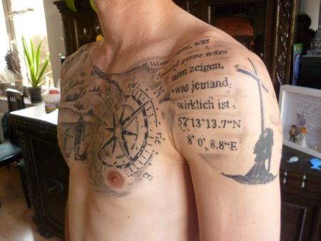 Gipfelkreuz auf Tattoo-Bewertung.de