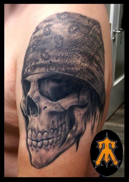 Skull (abgeheilt)