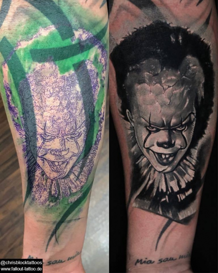 Tribal vs Pennywise
