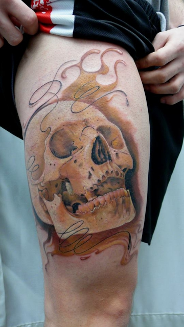 Skull.....