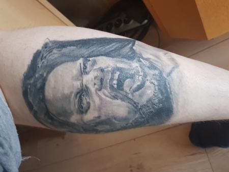 böhse onkelz-Tattoo: BÖHSE ONKELZ  Kevin