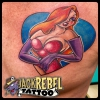 Pinup Comic Jessica Rabbit