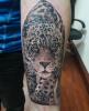Leopard by Malan Tattoo