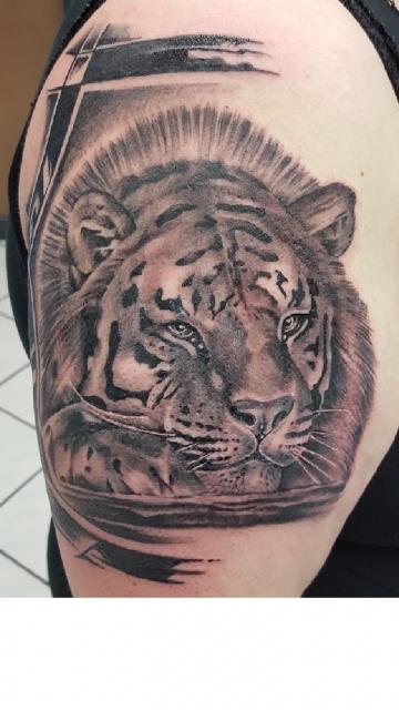 mein neues Tattoo