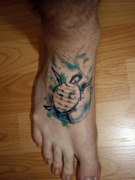 titfight tattoo fußrücken vorlagen