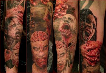 Zombie sleeve i.p.