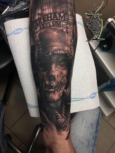 Arkham Scarecrow