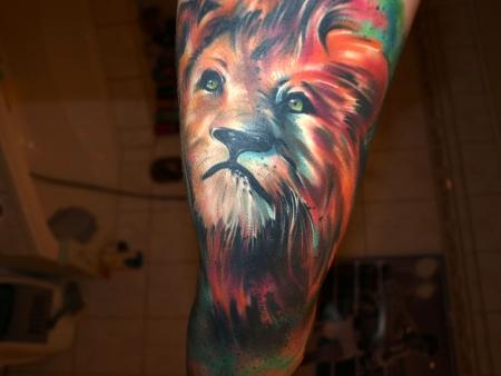 Löwe - Gaboa