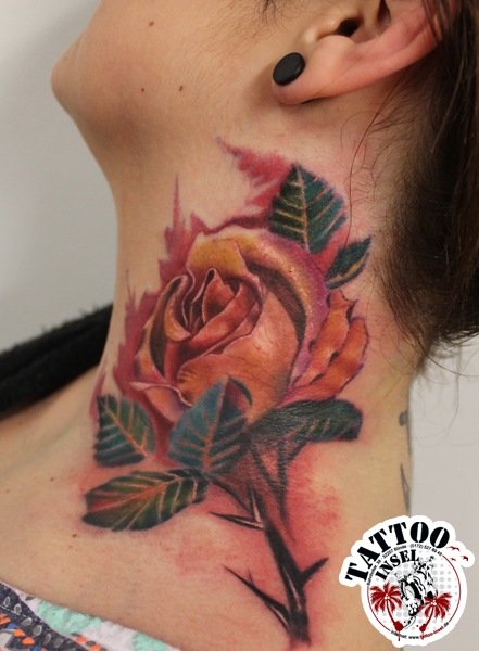 Rose by Micha