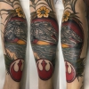 Star Wars Sleeve Millennium Falke