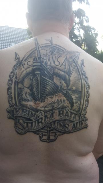 Blackmann Die Kogge Tattoos Von Tattoo Bewertung De