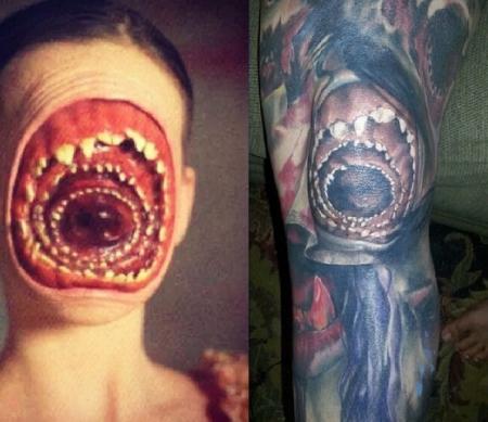 schicke tattoos