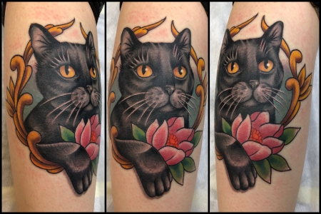 tattoo by DANIEL DUBAY