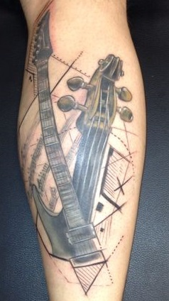 music-Tattoo: crossing Music