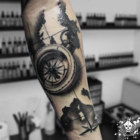 Kompass & Seekarte