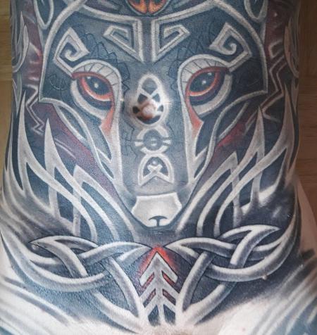 Nordic Keltisches Design
