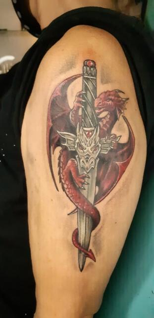 Espada del Dragón
