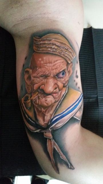 Old Popeye