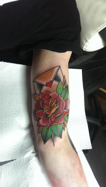 Rose&Loveletter