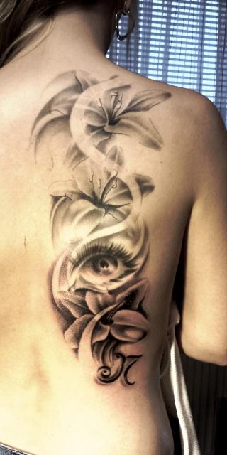 beste ruecken tattoos tattoo bewertungde lass deine