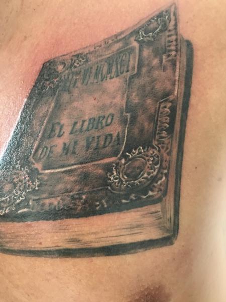 rheinberger das buch meines lebens tattoos von tattoo. Black Bedroom Furniture Sets. Home Design Ideas