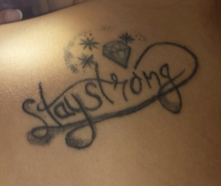 Stay Strong ♡