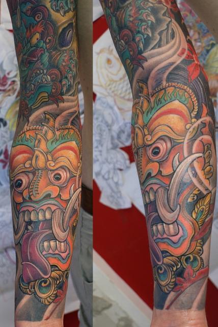 Hanzo-Tattoorium /Barong
