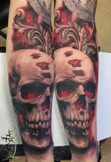 Skull Part3