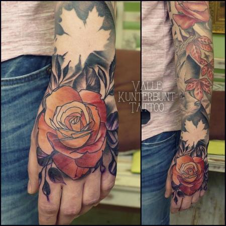 Rose/Sleeve