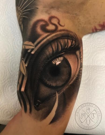 Auge ;)