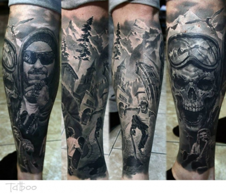 ranke-Tattoo: ...